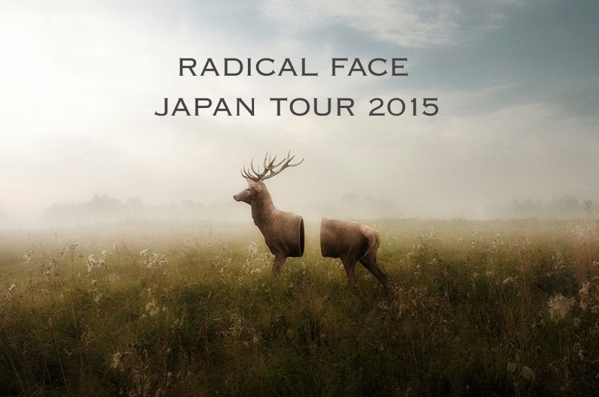 radical face japan tour 2015