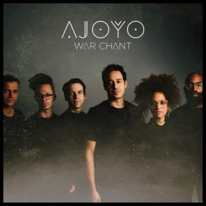 AGIP-3651 WAR CHANT Ep cover AJOYO-front